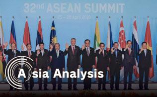 ASEANは年2回の首脳会議を定例化している=ロイター