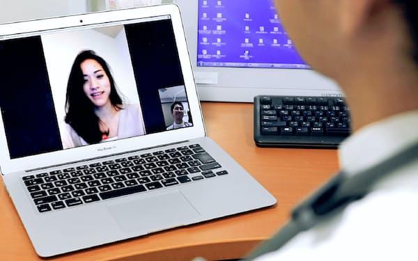 情報医療のオンライン診療サービス