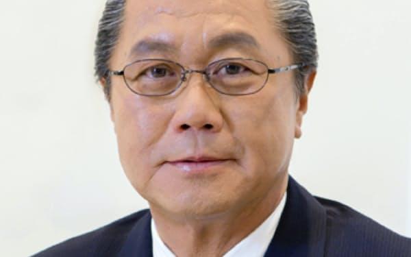 奈良経済同友会新代表幹事の吉田裕氏(大和農園ホールディングス社長)