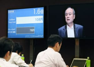 日本勢では、ソフトバンクグループのビジョンファンドが有名だ