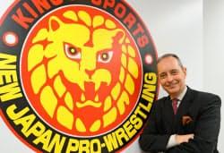 新日本プロレスの社長に就任するハロルド・メイ氏は海外展開や動画配信でWWE超えを目指す