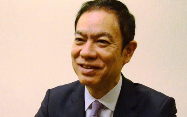 ジョーンズラングラサール日本法人の河西利信社長