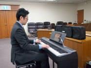 音源や鍵盤機構を改良した