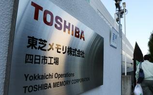 東芝はメモリ事業の売却で得た資金をもとに自社株買いを進める
