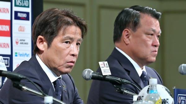 ガーナ戦に本田、香川ら27選手 サッカーW杯代表候補