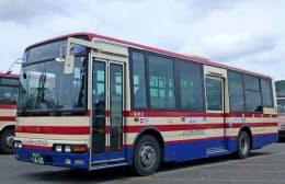 福島交通の名古屋行き高速バスは宇都宮にも立ち寄る