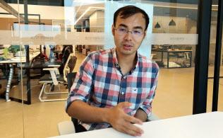 胡聞さんも米名門マサチューセッツ工科大で修士課程を修了し、中国に帰国した企業家だ