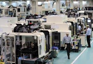 電気自動車関連や都市部の再開発が設備投資をけん引する