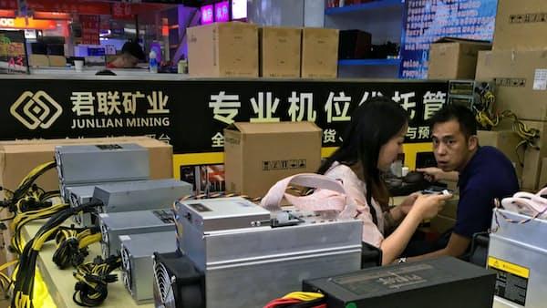 中国、続くバブルリレー 海外の目届かず