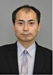 新潟県知事選に立候補した安中聡氏
