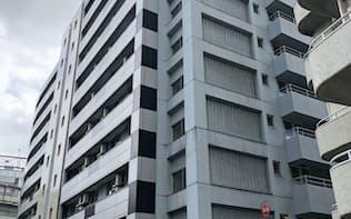 SAY企画は東京都豊島区の古びたオフィスビルに入居する(5月24日)