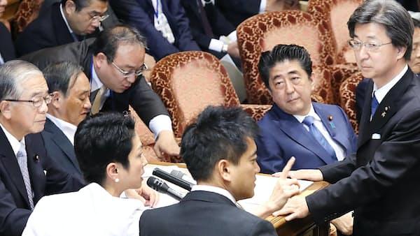 予算委発言「私は常に平然」 5月28日(月)