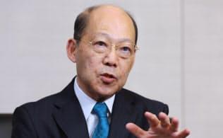 田中孝雄 三井E&Sホールディングス社長