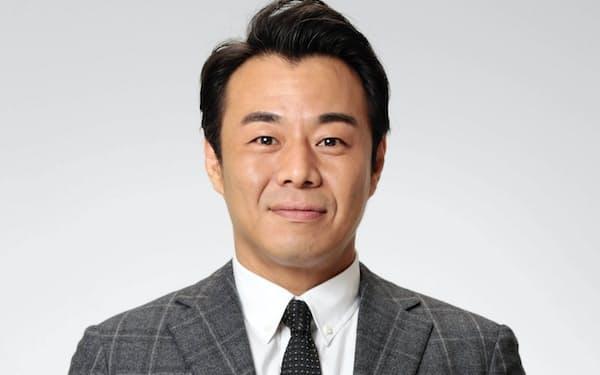 藤井大丸の藤井健志新社長(39)