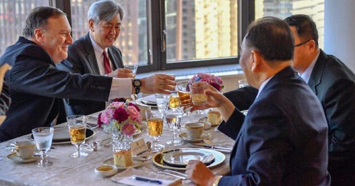正恩氏、米大統領に書簡 側近がワシントン訪問へ