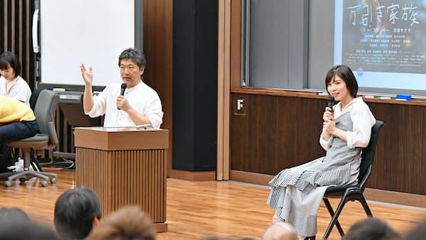 是枝裕和監督 最新作『万引き家族』公式サイト