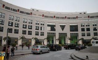 香港城市大や香港科技大(写真)が論文の生産性で躍進したのは、米国の大学に留学して戻ってきた若手研究者の活躍が大きいとされる