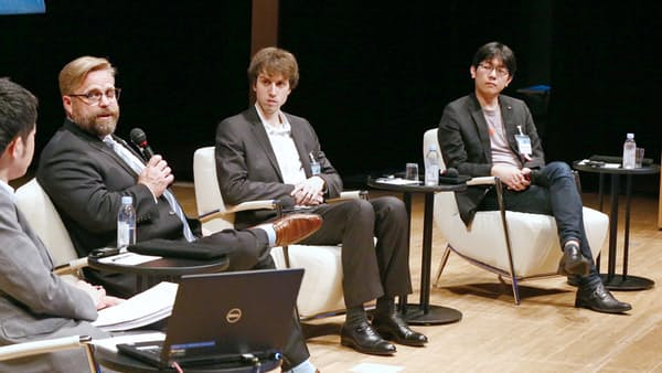 GDPR、イノベーションにとって負担 午前のパネル討論