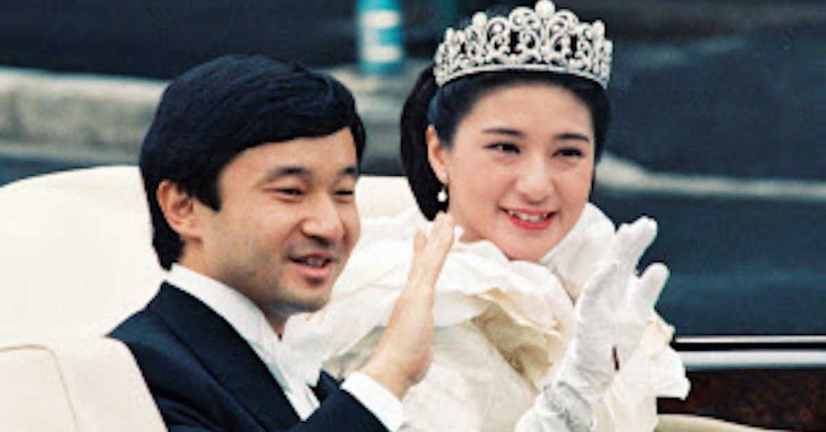 皇太子ご夫妻、結婚25周年 写真で振り返る歩み: 日本経済新聞