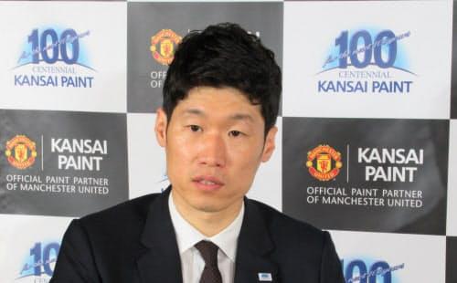 日本代表に「W杯では様々なことが起こりうる。サプライズをおこしてほしい」とエールを送る