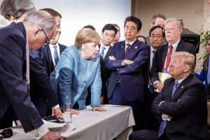 ドイツ政府が提供した写真