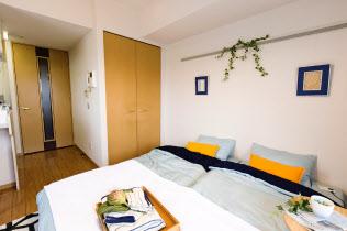 中部3県では民泊新法の施行に向け、部屋の改装などの準備が進む