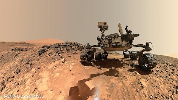 宇宙の生命探し、火星と太陽系外惑星で先陣争い