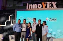 イノベックスには388社が参加した(7日、台北市)