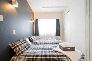 民泊は観光客の受け皿としても期待される(札幌市内の届け出を済ませた民泊物件)