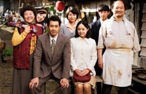 映画「焼肉ドラゴン」は在日コリアン家族の喜びや悲しみを描く(C)2018「焼肉ドラゴン」製作委員会