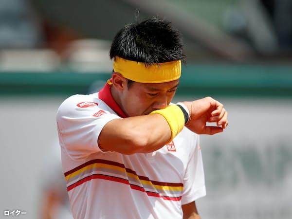 錦織本来のテニスには繊細で芸術的な味わいがある=ロイター