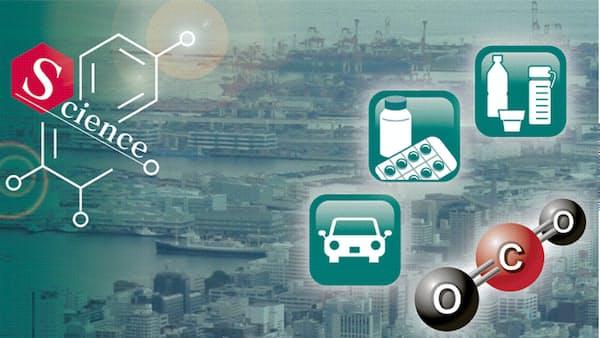 厄介物のCO2を有効利用 燃料や化学原料に