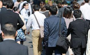 大企業の社員が地方へ向かう動きが広がっている