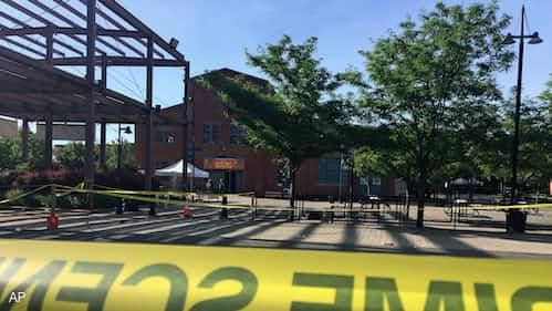 米ニュージャージー銃乱射、負傷22人に 1人を拘束