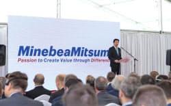 ミネベアミツミは海外でも積極投資する
