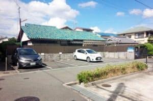 akippaは被災地域で駐車場を10円で貸し出す(大阪府高槻市)