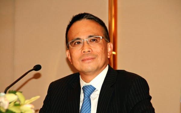 李沢鉅(ビクター・リー)氏