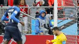 フランスが1点守る ペルーは後半反撃も及ばず