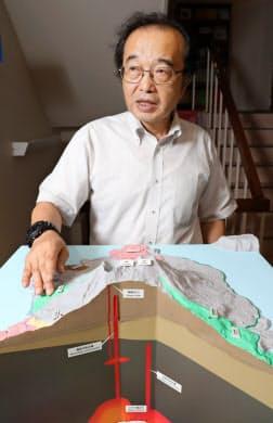 井口正人・京都大学防災研究所火山活動研究センター長