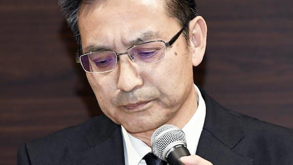 不正公表の遅れ「適切な対処」 三菱マテの小野新社長