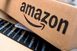 売上税の実質的な免除がアマゾンなどネット通販業者の価格競争力を高めてきた=ロイター