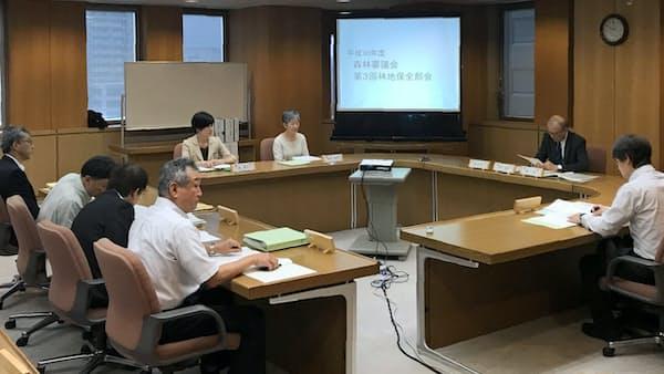 伊東のメガソーラー計画、認可を答申 静岡県審議会