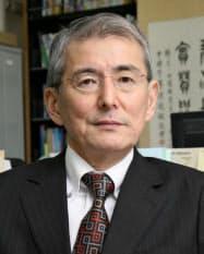 東大総合防災情報研究センター長の田中淳氏