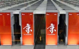 2011年に1位だった日本の理化学研究所の「京」は16位となった