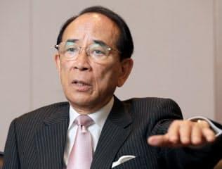 大橋光夫 昭和電工最高顧問