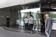 マツダの株主総会には520人が出席した(広島県府中町)