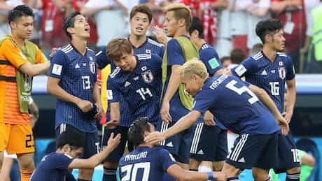 ナイーブさと決別 守備的戦術実った日本