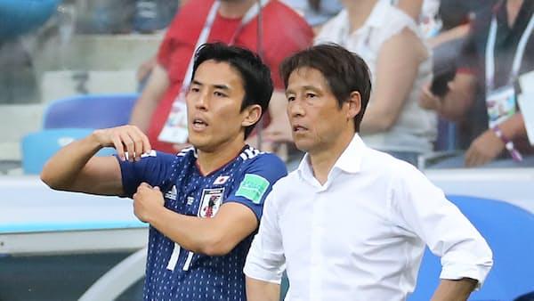 W杯ロシア大会が日本サッカーに残したもの