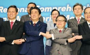 日本はRCEPをまん延する保護主義の防波堤にしたいところだ