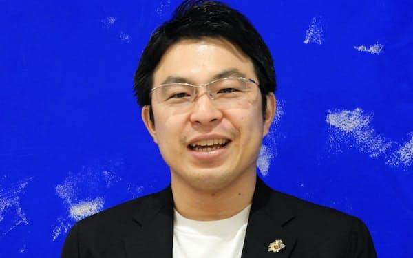 お金のデザインの中村仁社長